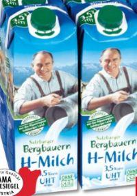 Vollmilch von Salzburg Milch