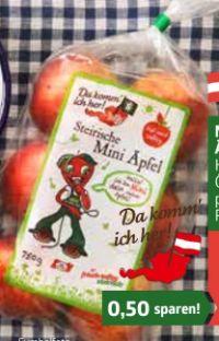 Mini Gala Äpfel von Da komm' ich her