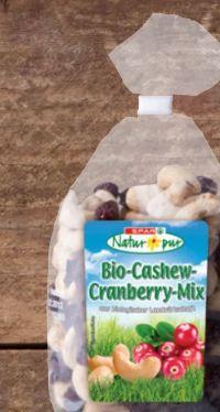 Bio- Cashew-Mus von Spar Natur pur