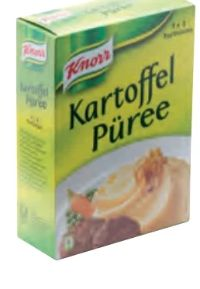 Kartoffelpüree von Knorr