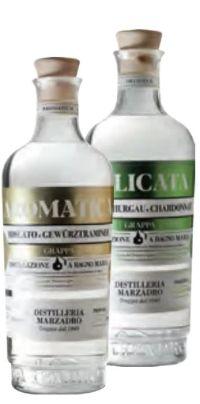 Grappa Bivitigno von Distilleria Marzadro