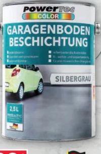 Garagenbodenbeschichtung von Powertec Color