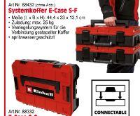 Systemkoffer E-Case von Einhell
