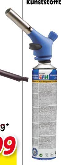 Hand-Gaslötgerät TS 1800 von CFH