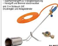 Abflammgerät GV 900 von CFH