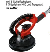 Elektronik-Akku-Multischleifer TE-DW 18/225 Li BL Solo von Einhell
