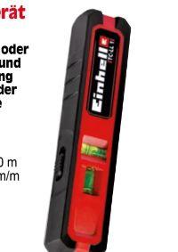Laser-Nivelliergerät TC-LL 1 von Einhell