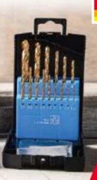 HSS-Bohrer-Set von Kraft Werkzeuge