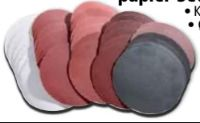 Schleifpapier-Set von Kraft Werkzeuge