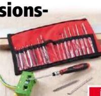 Feinwerkzeugsatz von Kraft Werkzeuge