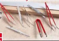 Präzisions-Pinzetten von Kraft Werkzeuge