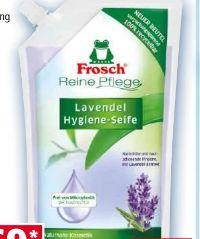 Hygiene-Seife von Frosch