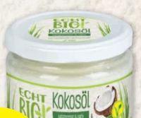 Kokosöl von Echt Bio