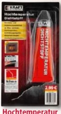 Hochtemperatur-Dichtstoff von Kraft Werkzeuge