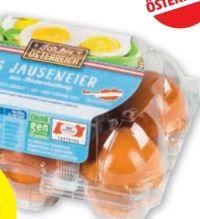 Gekochte Jauseneier von Ich bin Österreich