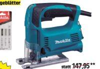 Profi-Elektronik-Pendelhub-Stichsäge 4329 von Makita