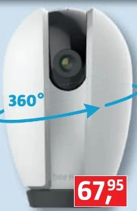Steuerbare Indoor-Kamera 2