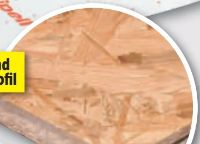 OSB-Verlegeplatten Nut