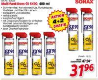 Multifunktions-Öl SX90 von Sonax