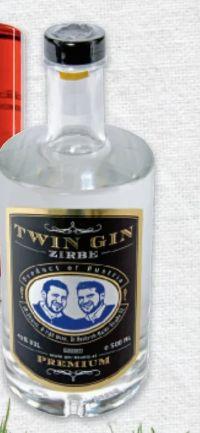 Twin Gin Zirbe von GM-Strantz