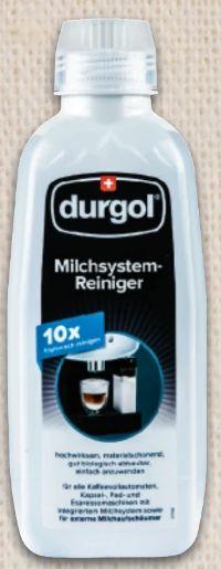 Milchsystemreiniger von Durgol
