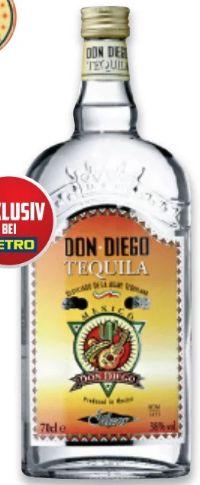 Tequila von Don Diego