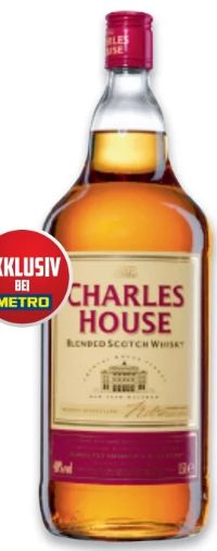 Blended Scotch Whisky von The Charles House