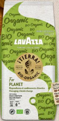 Tierra Bio Organic von Lavazza