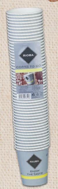 Trinkbecher Coffee to Go von Rioba