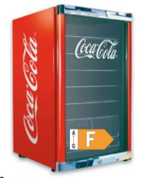Kühlschrank Coca Cola von Cubes