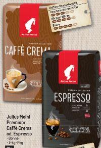 Premium Caffé Crema von Julius Meinl