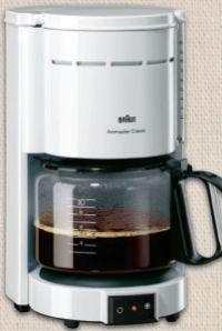 Filterkaffeemaschine KF 47/1 von Braun
