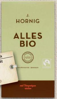 Alles Bio von J. Hornig