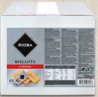 Cookies Caramel von Rioba