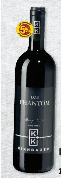 Phantom Cuvée von Weingut Kirnbauer