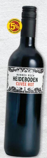 Heideboden Rot von Weingut Hannes Reeh