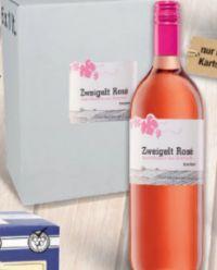 Zweigelt Rosé von Weinberger