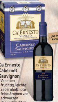 Cabernet Sauvignon von Ca Ernesto