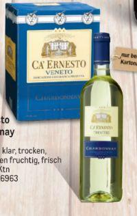 Chardonnay von Ca Ernesto
