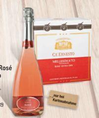 Spumante Rosé Millesimato von Ca Ernesto