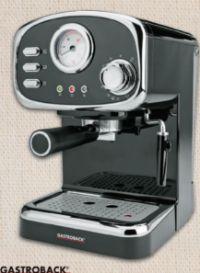 Espressoautomat Design Basic von Gastroback