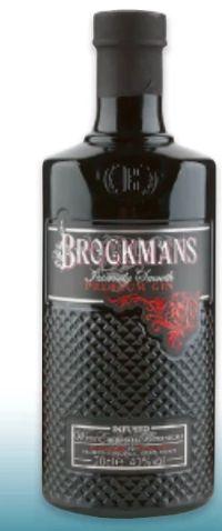 Premium Gin von Brockmans