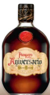 Aniversario Rum von Pampero