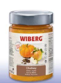 Chutney Kürbis-Apfel von Wiberg