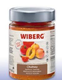 Chutney Aprikose-Tomate von Wiberg