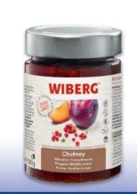 Chutney Pflaume Preiselbeere von Wiberg
