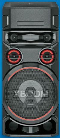 XBoom ON 7 von LG