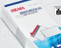 Briefumschläge von Sigma