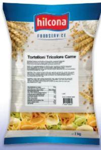 Tortelloni Tricolore Carne von Hilcona