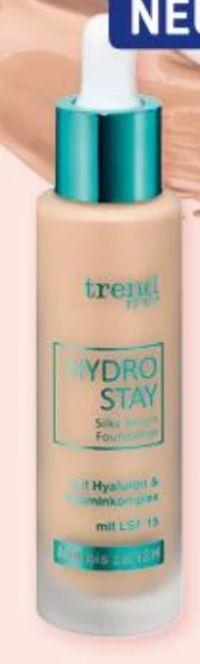 Hydro Stay Serum Foundation von trend IT UP